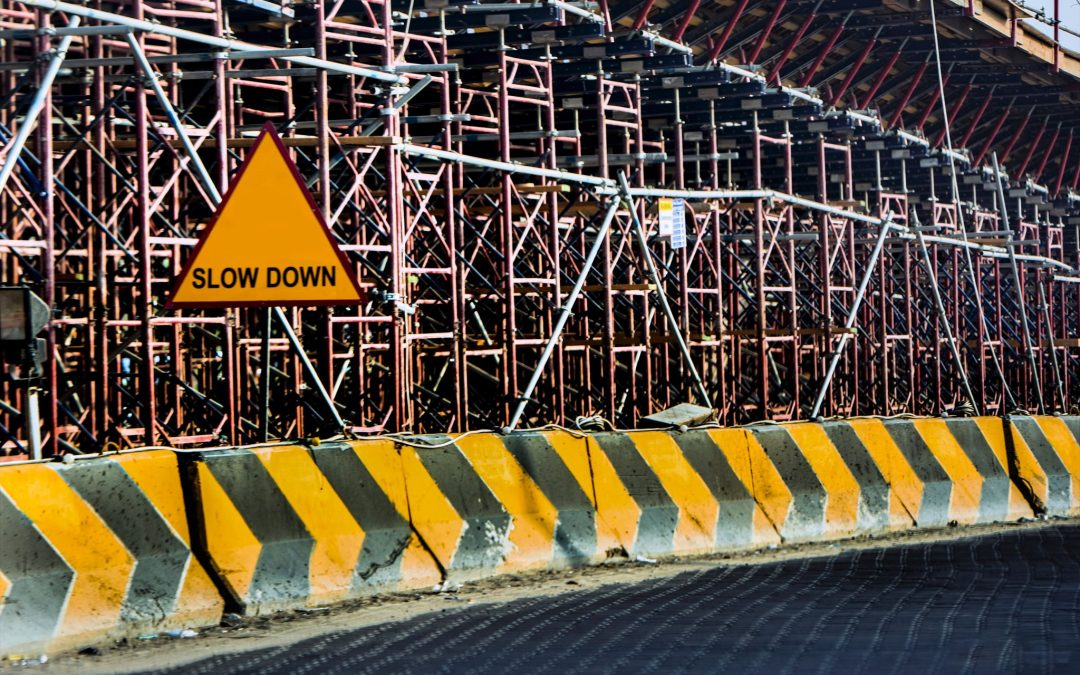 Summer Months = Construction Zones