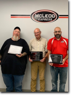McLeod Express Driver of the Year