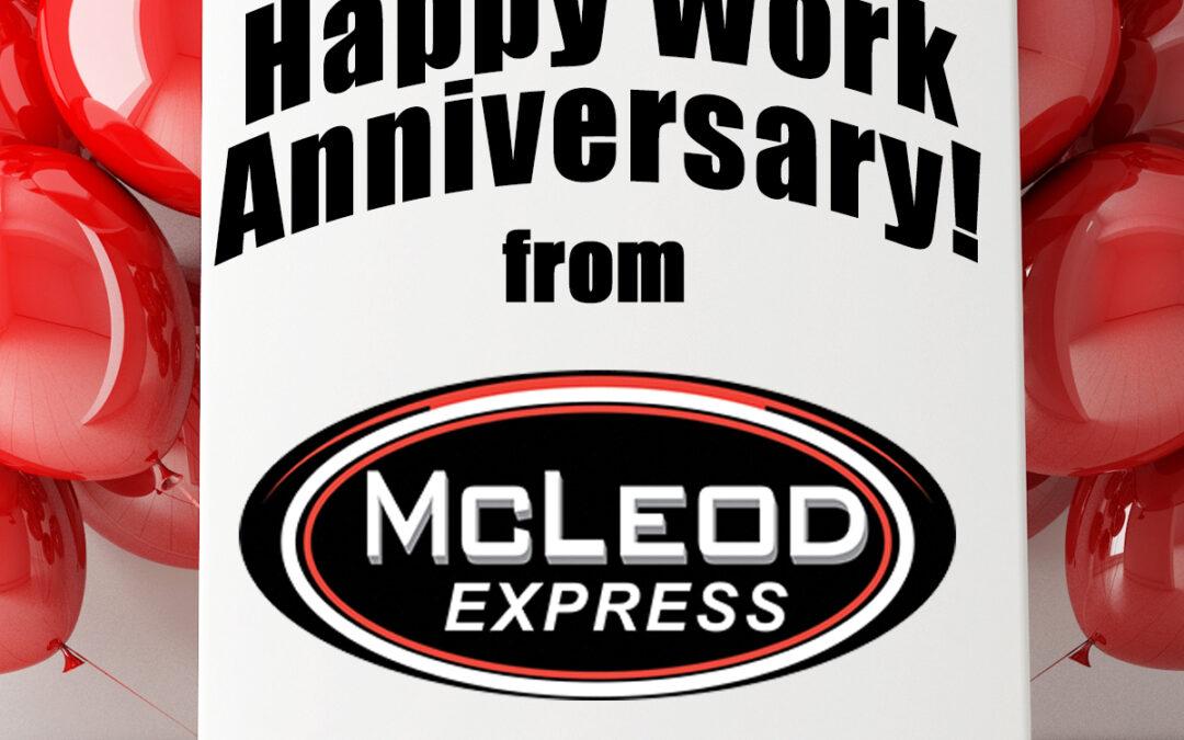 Happy June Work Anniversary!