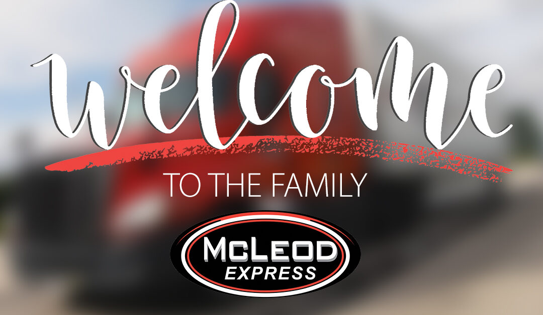 Welcome to the Family! – May Drivers