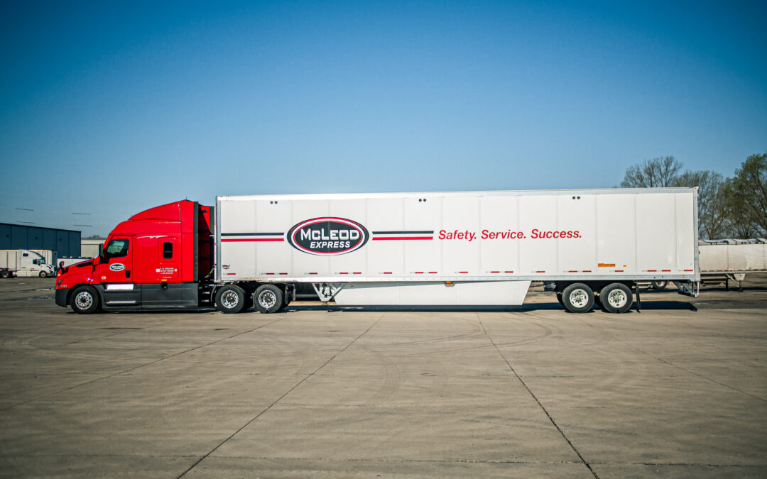 Over 100 New Trailers Added to the McLeod Fleet!!