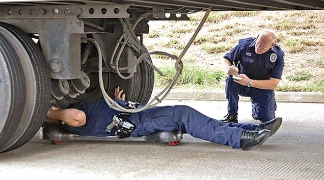 CVSA Brake Safety Week August 22nd — 28th