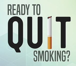 Quitting smoking is hard, but you don't have to do it alone!
